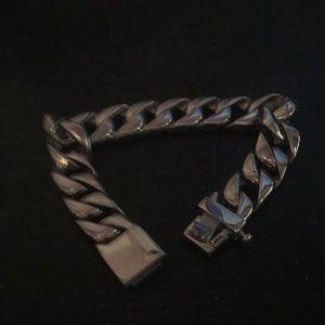 Accessories - Stainless steel bracelet